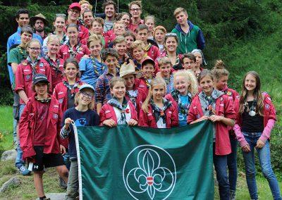 Sommerlager Guides & Späher 14