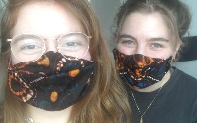 Johanna und Julia (Leiter in 16B)